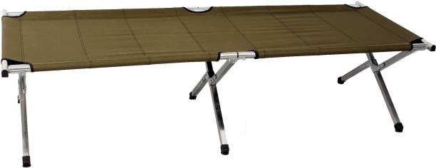 ARYAN JHULA Metal Single Bed