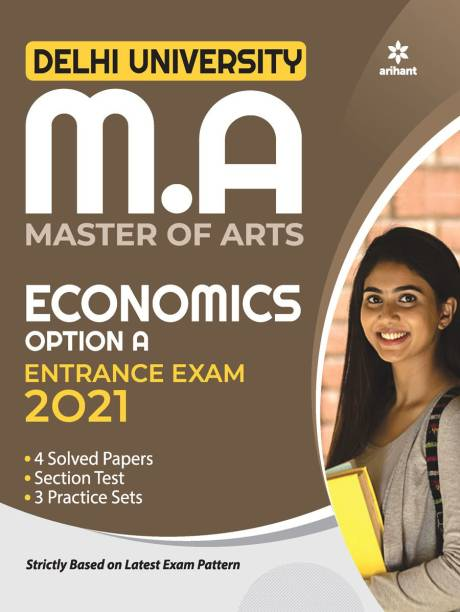Delhi University Ma Economics Guide 2021