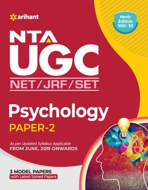 Nta UGC Net Psychology Paper 2
