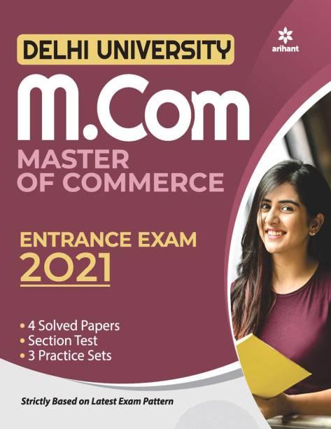 Delhi University M.Com Honours Guide 2021