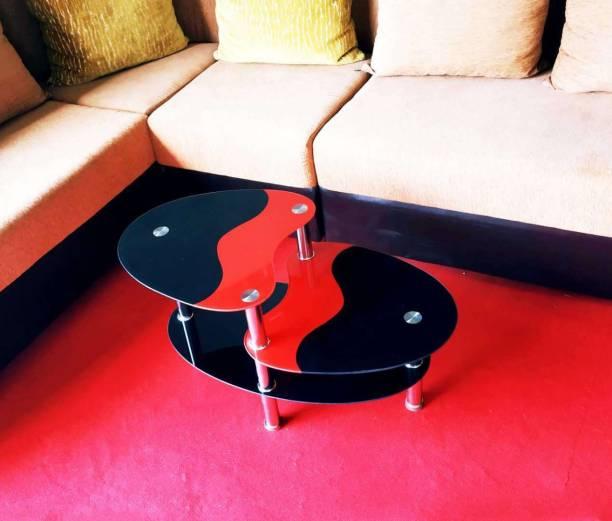 Tanveer Furniture Glass Coffee Table