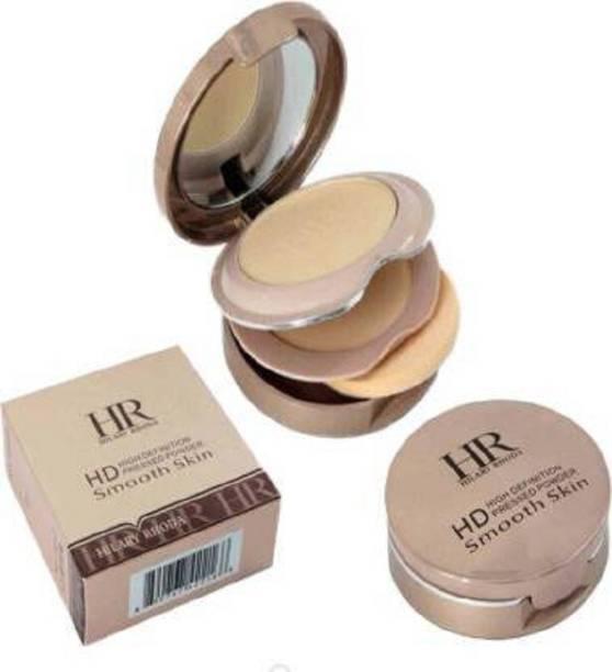 Hilary Rhoda Smooth Skin Pressed Powder  Compact