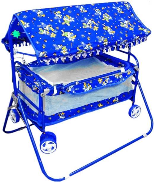 Avani Baby Cradle Cot Cum Stroller Bassinet
