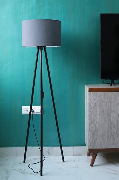 Crosscut Furniture Table Floor Lamp