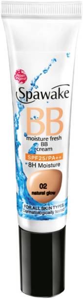 Spawake Moisture Fresh BB Cream, Natural Glow Foundation