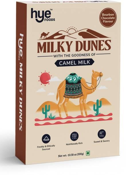 Hye foods Milky Dunes Bourbon Flavour Camel  Milk Powder