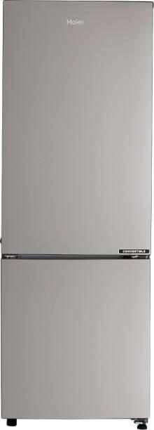 Haier 256 L Frost Free Double Door Bottom Mount 2 Star Convertible Refrigerator