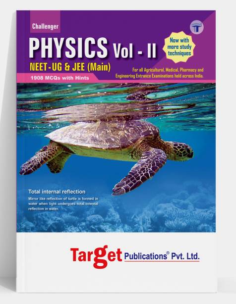 NEET UG / JEE Main Challenger Physics Book | Vol 2 | JEE / NEET 2021 Book For Medical And Engineering Exam | Chapterwise MCQs With Solutions | Physics Study Material With Previous Year Question Paper