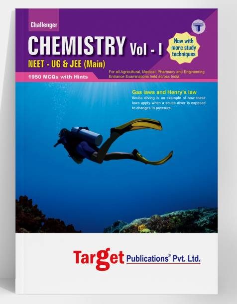 NEET UG / JEE Main Challenger Chemistry Book | Vol 1 | JEE/NEET 2021 Book For Medical And Engineering Exam | Chapterwise MCQ With Solutions | Chemistry Study Material With Previous Year Question Paper