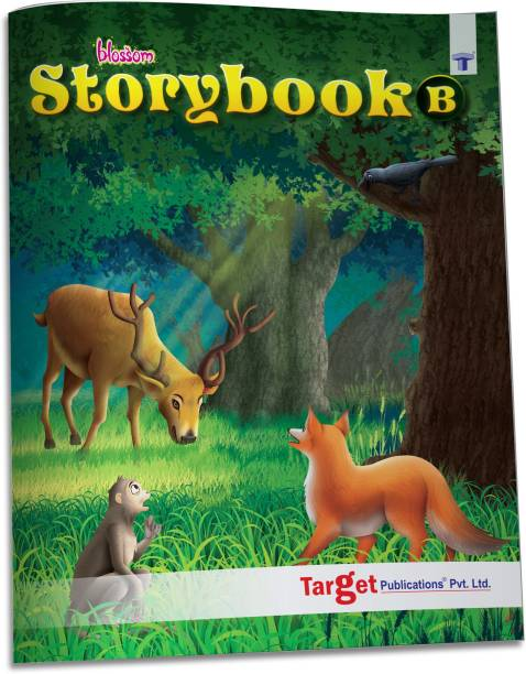 Blossom Story Book For Kids In English | 4 To 7 Year Old | 31 Short Stories With Moral And Colourful Pictures | Best Bedtime Animal Tales For Children | Book B