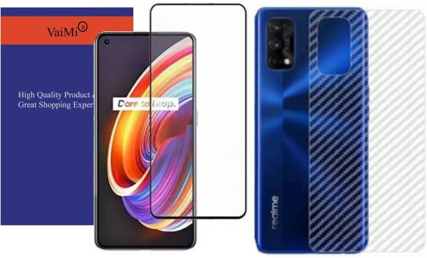 VaiMi Front and Back Tempered Glass for Realme X7 Pro