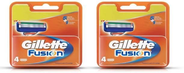 GILLETTE Fusion Power shaving Razor Blades