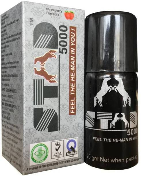 Stud 5000 Spray Double Ghoda (Pack Of 2)