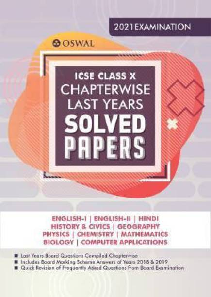 Chapterwise Last 10 Years Solved Papers