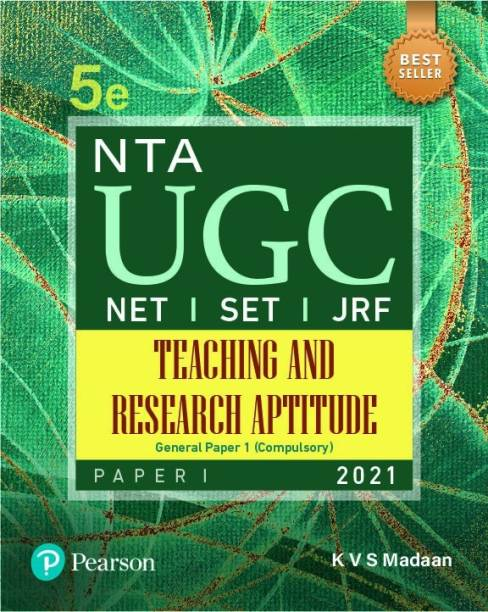 Nta UGC Net/ Set/ Jrf Paper 1 Teaching and Research Aptitude