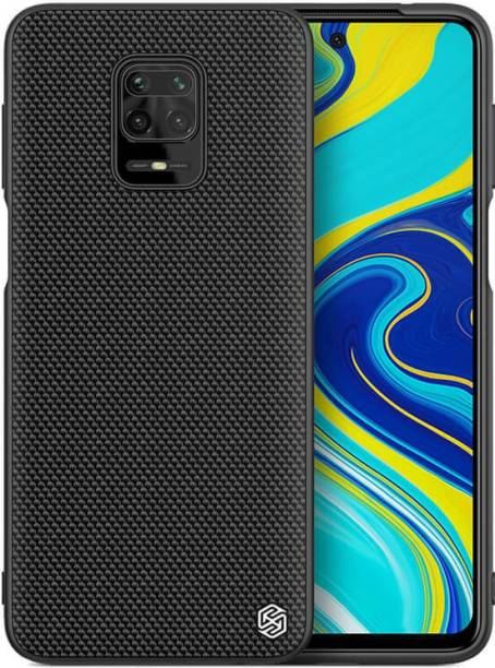 DHAN GTB Back Cover for Redmi Note 9 Pro Max (6.67 inch),Redmi Note 9 pro max Textured Nylon Fibre cover