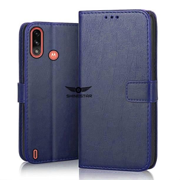 SHINESTAR. Back Cover for Motorola E7 Power