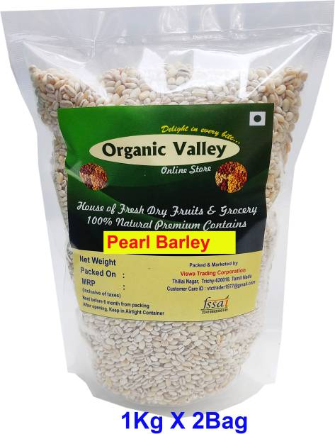 Organic Valley by Organic Valley Pearl Barly whole - (2kg)