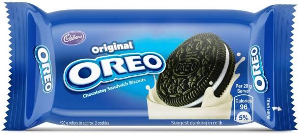 OREO Original Chocolatey Sandwich Biscuits