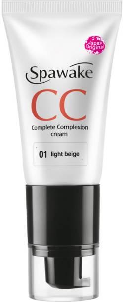 Spawake CC Complete Complexion Cream Foundation