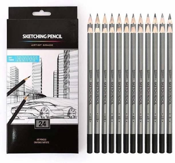 Pehrovin Graphite 9H TO 14B Pencil
