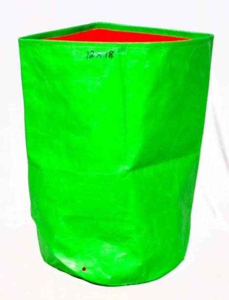 "GREENPOTZ Gardening - Grow Vegetables, Fruits, Onion & Other Leafy Vegetables, Terrace gardening, Organic vegetable growing, Outdoor gardening (12"" X 18"" INCH) Grow Bag"