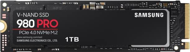 SAMSUNG 980 Pro 1 TB Laptop, Desktop Internal Solid State Drive (MZ-V8P1T0BW)