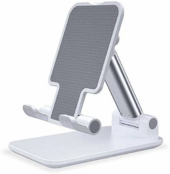 Casewilla FOLD Mobile Stand Holder - [2021Updated] Angle and Height Adjustable Mobile Holder