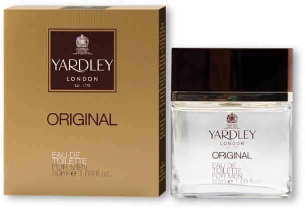 YARDLEY london ORIGINAL Eau de Toilette  -  50 ml
