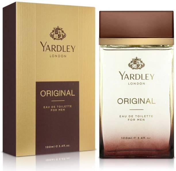 YARDLEY Original Eau de Toilette  -  100 ml