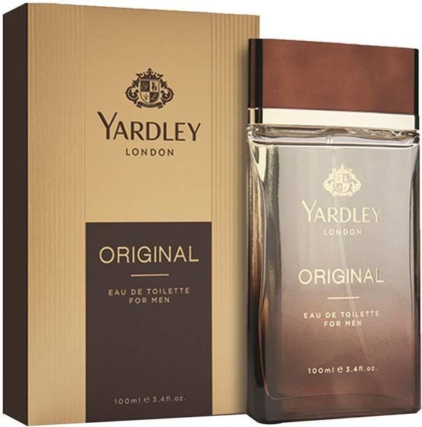 YARDLEY Original For Men Eau de Toilette  -  100 ml