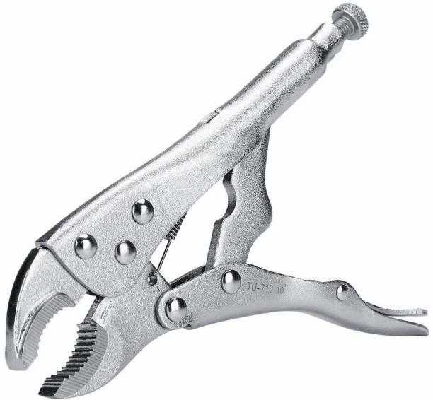 Inditrust CRV Diagonal Plie locking Plier (Length : 10 inch) Circlip Plier