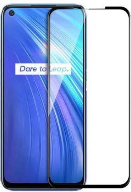 Gorilla Premium Edge To Edge Tempered Glass for Realme 6, Realme 6i, Realme 7, Realme 7i, Oppo A52
