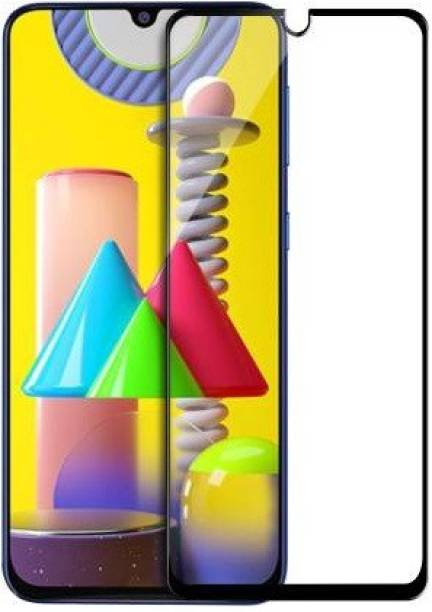 Gorilla Premium Edge To Edge Tempered Glass for Samsung Galaxy F41, Samsung Galaxy M31