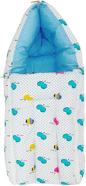 DALUCI My New Born Baby Supersoft, Premium quality Wrapper blanket Sleeping Bag