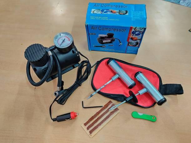 SANDBERG 300 psi Tyre Air Pump for Car & Bike
