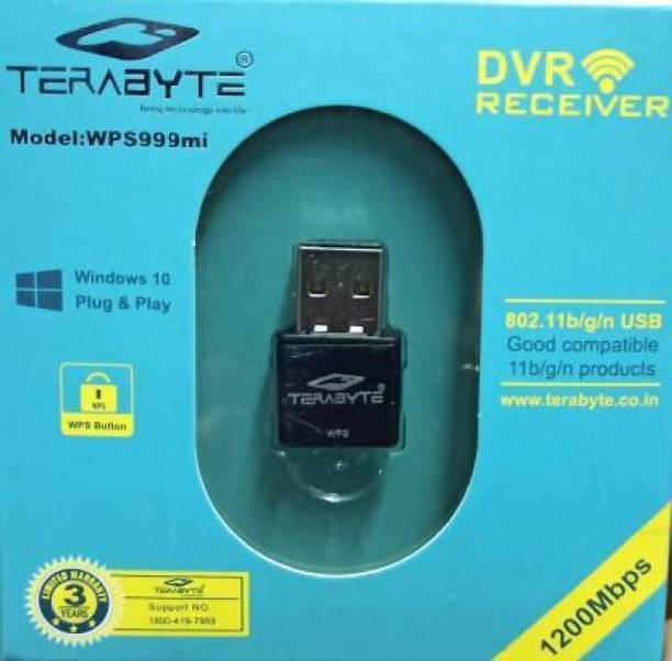 Terabyte DVR RECEIVER 1200Mbps USB Adapter USB Adapter