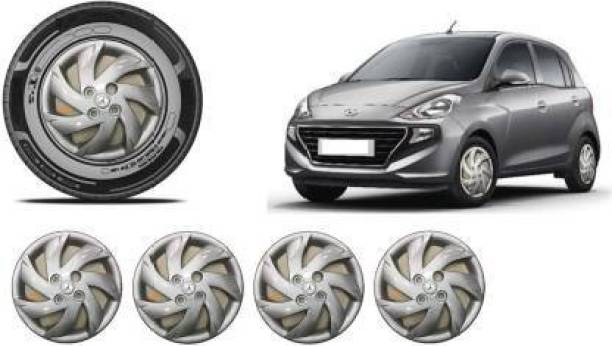 Ubom Car Wheel Cover Black Color 13inch Wheel Cover Wheel Cover For Hyundai Santro