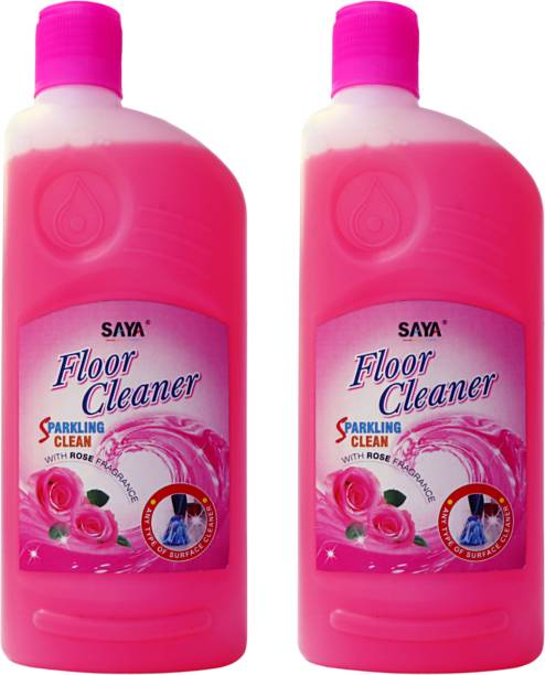 saya Rose Floor and Bathroom Cleaner Rose