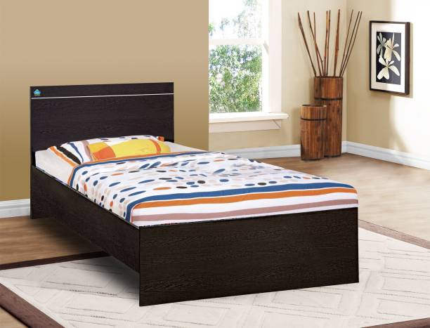 Delite Kom Jazz single Engineered Wood Single Bed