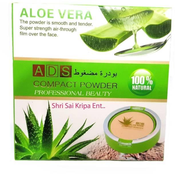 ads Aloe Vera Compact Powder(A8666B) Compact
