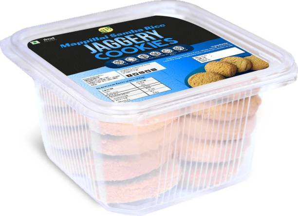 B&B Mappillai Samba Rice Jaggery Cookies Cookies