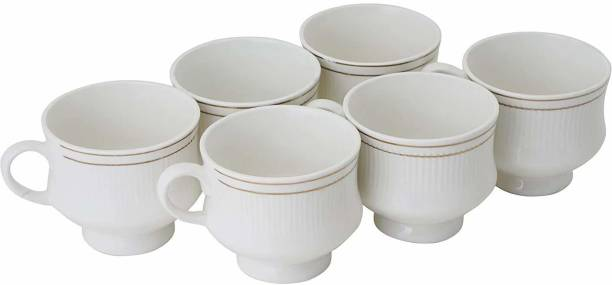 love unlimited Pack of 6 Bone China