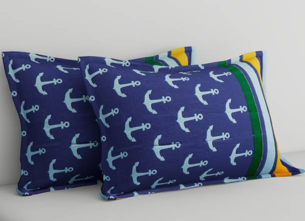Flipkart SmartBuy Striped Pillows Cover