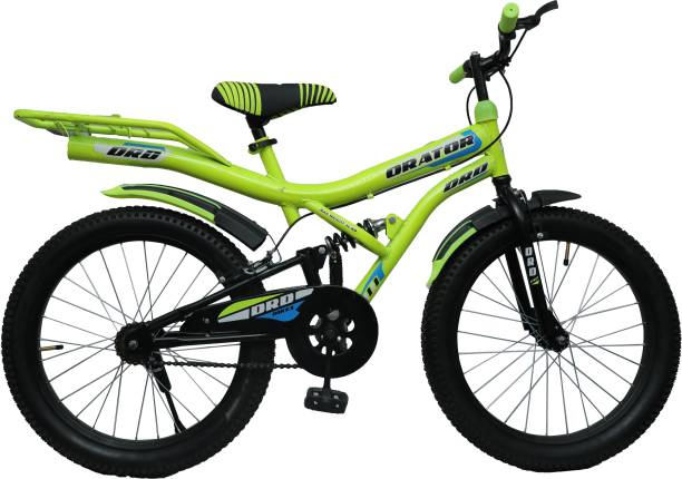"""Dolfin DRD Orator 20"""" Cycle for Kids ( Semi Assembled) 20 T BMX Cycle"""