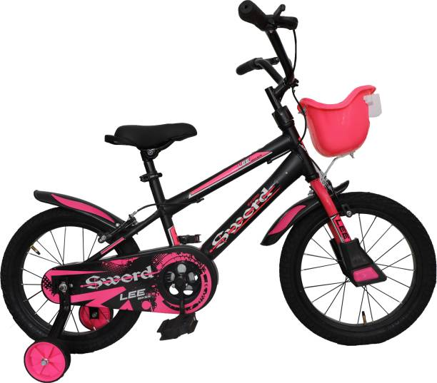 """Dolfin Lee Sword 16"""" Cycle for Kids ( Semi Assembled) 16 T BMX Cycle"""
