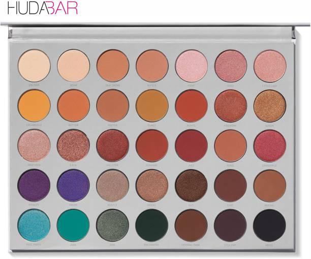 HUDABAR Eyeshadow the Hill Palette 70.5 g