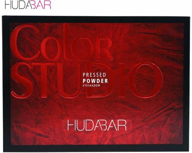 Huda Bar Makeup Eyeshadow Palette 35 Colors Eye Shadow Powder Make Up Waterproof Cosmetics 240 g