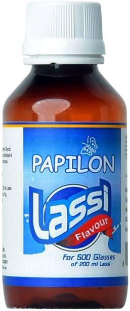 PAPILON Concentrated Lassi Flavour - 100 ml Mixed Fruit Liquid Food Essence