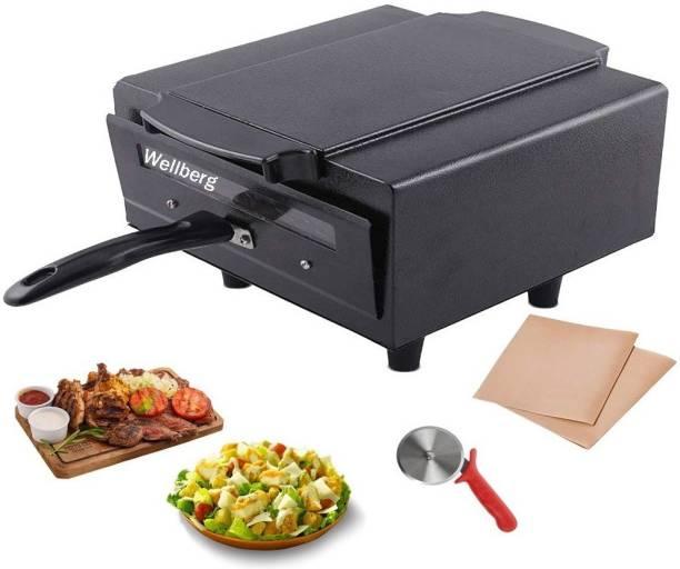 WELLBERG Mini Combo grill Electric Tandoor